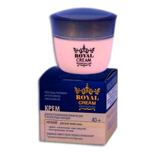 Купить Royal Cream от морщин