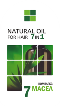 Купить Natural Oil 7 in 1 для волос